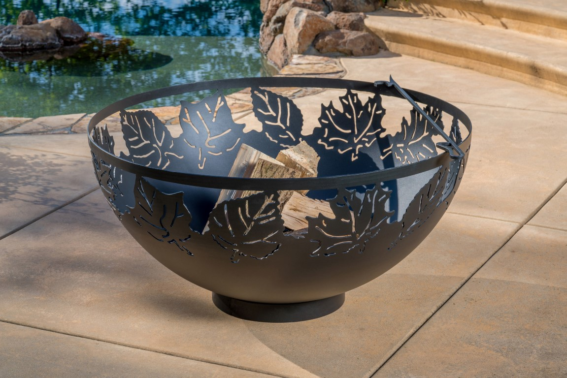Large Leag Fire Bowl