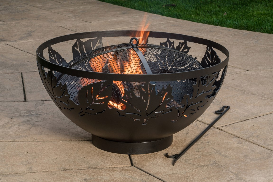 Fire Bowl Patio